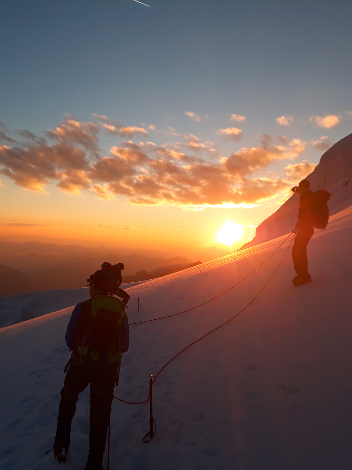 Summer Mountaineering Tours